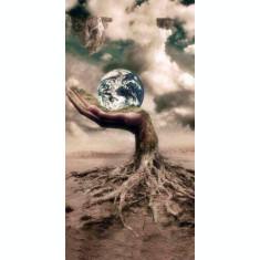 Husa Personalizata XIAOMI Redmi K30 Protected Planet