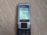 Cumpara ieftin Telefon Dame Slide Samsung L810V 3G Black Liber retea livrare gratuita!, Multicolor, Neblocat