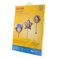 Baloane printabile Kodak, A4, 18 cm, personalizabile, set 3 bucati