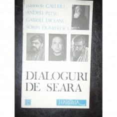 DIALOGURI DE SEARA - PARINTELE GALERIU