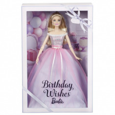 Papusa Barbie Editie Aniversara, Birthday Wishes