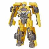 Figurina de Actiune Transformers Bumblebee Mission Vision, Hasbro