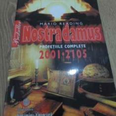 NOSTRADAMUS PROFETIILE COMPLETE 2001-2105 - MARIO READING
