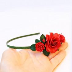 Cordeluta trandafiri