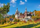 Puzzle Castorland - Castle Peles Romania 500 piese (53292)