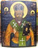 SFANTUL NICOLAE, ICOANA RUSIA, SECOL XIX