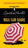 Raul sub soare | Agatha Christie, Litera
