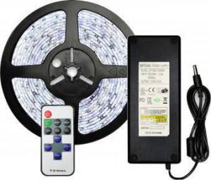 KIT BANDA LED 5050 EXTERIOR 5M 60W
