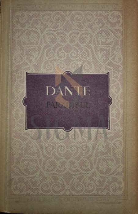 Paradisul , 1957 - Dante Aligheri