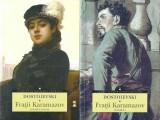 Dostoievski - Fratii Karamazov / 2 volume / ed. Corint / ca noi