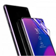 Folie Protectie Full Screen Baseus Anti-explosion SGSAS10-KR01 pentru Samsung Galaxy S10 G973 (Negru)