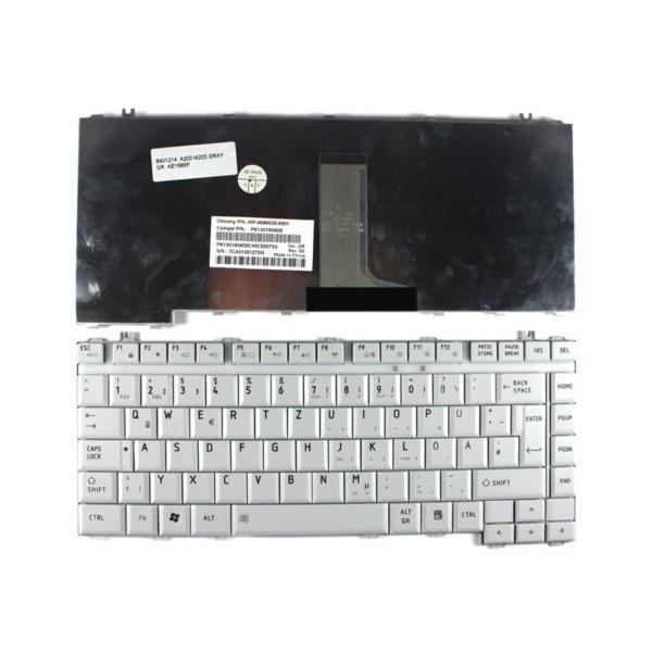 Tastatura laptop Toshiba Satellite A200-1YX