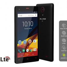 Telefon Smartphone Blow N5 Dual SIM cu Touchscreen, 3G, 1GB RAM, 8GB Memorie