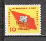 D.D.R.1963 Conferinta Organizatiilor Socialiste  MD.171