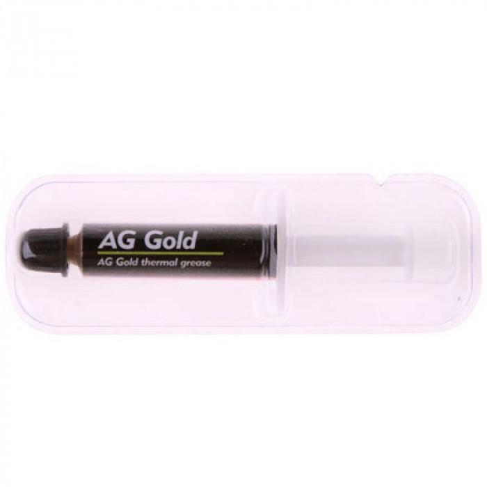 Pasta termoconductoare pe baza de aur Gold AG, 1 gram