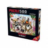 Cumpara ieftin Puzzle Anatolian - Pet Selfie, 500 piese