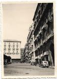 Fotografie romaneasca masini de epoca la Neapole 1938