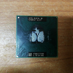 CPU laptop Intel Core 2 Duo T8100 SLAYP 2.1GHz