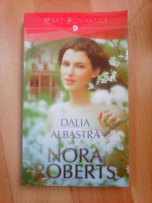 Dalia albastra - NORA ROBERTS foto