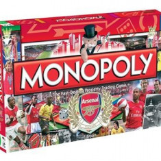 Joc Monopoly Arsenal Football Boardgame