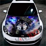 """Sticker Imprimat Color pentru Capota """"Hood Art"""" cod: KM-HOOD-95"""