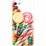 Husa silicon pentru Apple Iphone 7, Sweet Colorful Candy