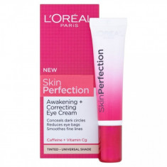 Crema De Ochi Anti Oboseala L oreal Skin Perfection Awakening Eye Cream 15 ml