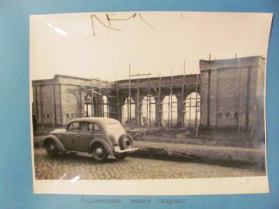 PVM - Lot 5 fotografii format mare cu masini vechi sfarsitul anilor '50 / URSS foto