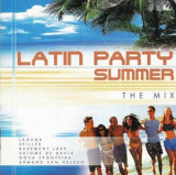 2 CD Latin Party Summer - The Mix , originale