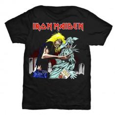 Tricou Iron Maiden: New York