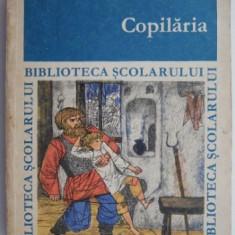 Copilaria – Maxim Gorki