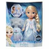 Papusa Elsa si Aurora Boreala - Frozen - JKDN40973, 4-6 ani, Disney