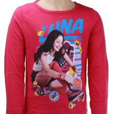 Bluza cu maneca lunga pentru fete Soy Luna-Setino 962-124F, Fucsia