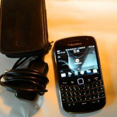 Smartphone BlackBerry Bold Touch 9900, Negru, Neblocat