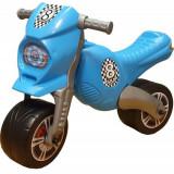 Motocicleta fara pedale pentru copii Dohany Cross 8 113906, Albastru