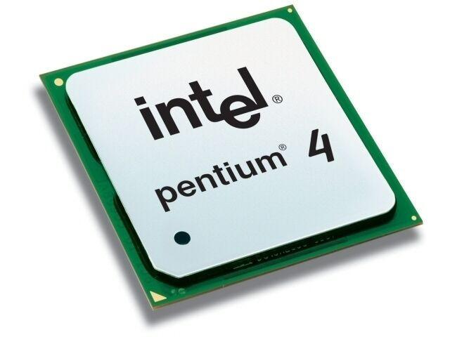 Intel Pentium 4 2.66 GHz, Socket 478
