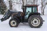 Vânzare imediată a tractorului: Valtra A93 Hitec. An: 2011. 3500 €