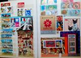 #13 Clasor cu timbre straine in toate conditiile - nestampilate si stampilate