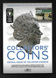 """COLLECTORS"""" COINS - Decimal Issues of the United Kingdom 1968-2021"""
