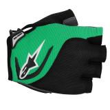 Manusi Alpinestars Pro Light Short Finger black bright green XXL