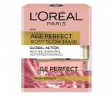 Cumpara ieftin Masca regeneranta pentru ten imbatranit L Oreal Paris Age Perfect Rosy Glow, 50 ml