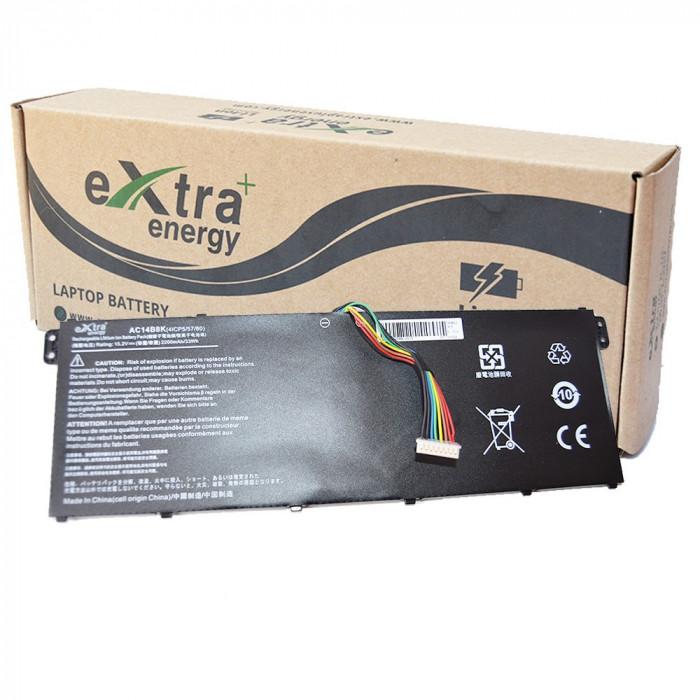 Baterie laptop compatibila Acer Aspire E3-111 V5-122 AC14B8K