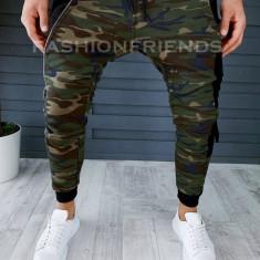 Pantaloni de trening conici P18212