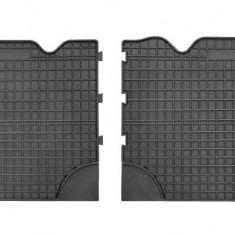Covorase auto (spate, cauciuc, 2 bucati, culoare negru, 3 row of scaune) RENAULT ESPACE IV dupa 2002