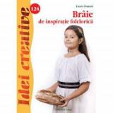 Braie de inspiratie folclorica, Editura Casa