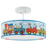 Lampa de tavan max 40W E14, Bobita si Buburuza, pentru camera copilului