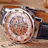Ceas Mecanic MERCUR 2+ ceas quartz cadou