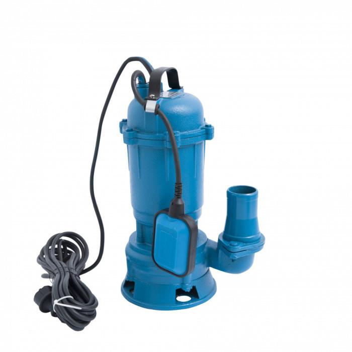 Pompa drenaj Elefant Aquatic WQD10-8-0.55, 525W, 1000 l/h+Cadou cizme pvc 37-42 marimi la alegere