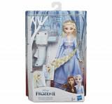 Frozen 2 - Papusa Impletituri magice Elsa