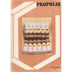 Propolis. Un Pretios Produs Al Apiculturii - V. Harnaj